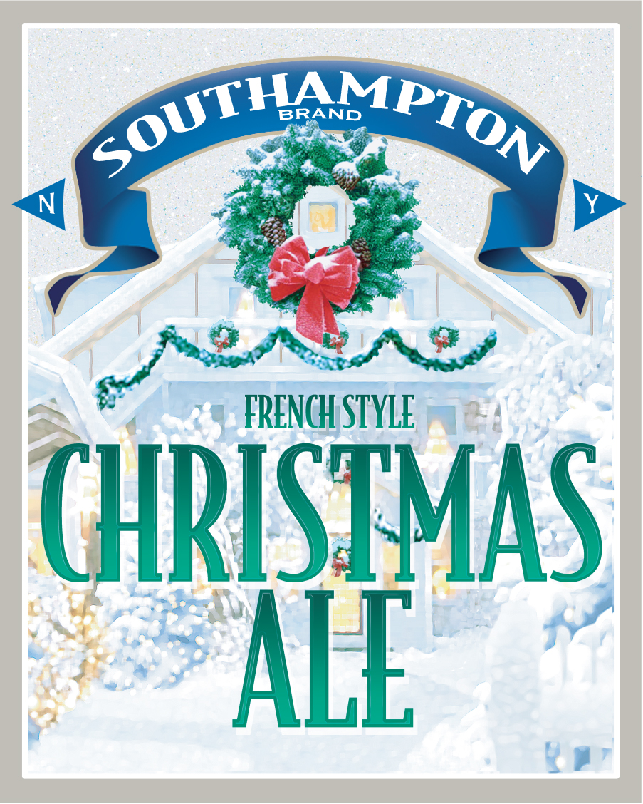 Pumpkin Ale and Christmas Ale are on tap at Southampton Publick House