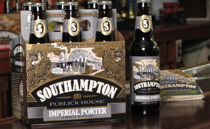 Southampton Publick House Imperial Porter on Tap